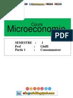 Micro Économie S1.