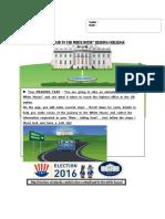 The Road to the White House Animated Tour Teacher