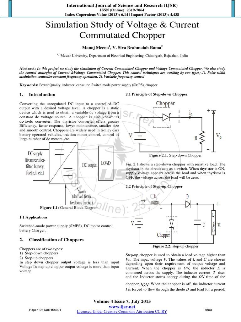 Sub 156701 Power Physics Computer Engineering Pulse Width Modulation Block Diagram