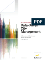 Data-Driven City Management