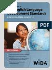 wida booklet 2012 standards
