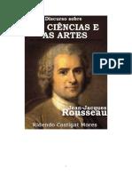 Rousseau - Discurso s Ciências e as Artes