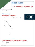 Maths Rules (1).docx