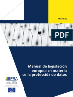 Handbook Data Protection SPA