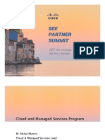 Cloud and Managed Service Program for Cisco Partner Ecosystem Abdul Munim (1)