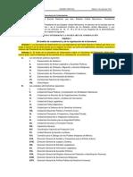 Reglamento Interior de La Secretaria de Gobernacion