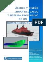 Pfc_calculo y Diseño Preliminar Del Casco y Sistema Propulsivo de Un Rompehielos Nuclear