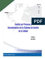 Modulo II - Enfoque de Proceso - Documentacion Del Sgc Def