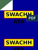 Swachhata
