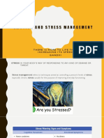 emotion and stress management