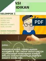 INOVASI KOOPERATIF LEARNING