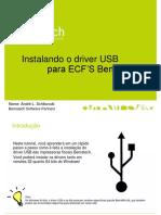 Bematech - Instalando o Driver USB Para ECFs