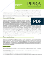 Strategic IPR Management in Technologies for the Poor