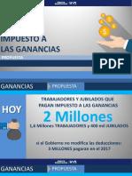 Propuesta de Impuesto a Las Ganancias Del FR