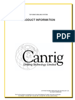 Canrig Product Info
