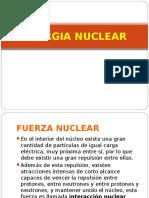 Energía Nuclear - Vida Media