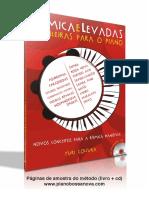 Ritmica e Levadas Brasileiras - DeMO
