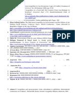 Bibliografie selectiva Geoeconomie