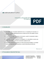 Innovación y Desarrollo de Procesos Metalúrgicos