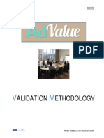 AdValue Validation Methodology En