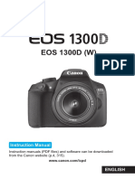 EOS 1300D Instruction Manual En