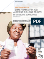 MGI Digital Finance for All Executive Summary September 2016