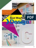 Wayfinding Design (Vol .1 Office_culture) by Hi-Design International Publishing (Hk) Co., Ltd