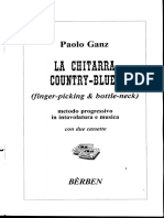 (Guitar) Paolo Ganz Chitarra Country-blues