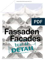 Best of DETAIL Facades by DETAIL - Issuu