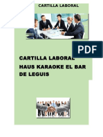 CARTILLA LABORAL