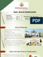Product & Brand Management IIM Ranchi Group No 13