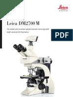 Katalog No 2 - Leica Dm2700 M_brochure_en