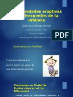 Exantemas - José Luis 2015
