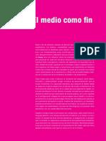 Dearq 08 00-b El Medio Como Fin 0