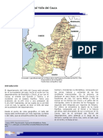 ACNUR - Diagnóstico Departamental Valle Del Cauca