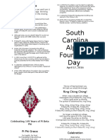 founders day program
