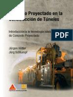 Concreto Proyectado en la Construcción de Túneles.pdf