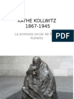 Kathe Kollwitz, su obra
