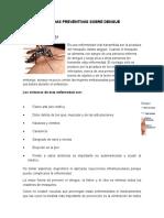 Medidas Preventivas Sobre Dengue