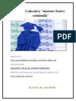 Manual Tecnico Informatico