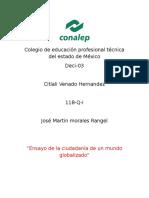 Colegio de Educación Profesional Técnica Del Estado de México