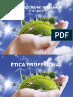 Clase 7 - Ética Prfesional - Deontología