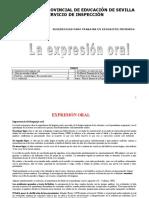 Comunicacion Linguistica - Cuadernillo 2 - La Expresion Oral[1]