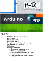 Arduino Avancée