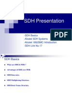 92485312 ALC SDH Basics and Alcatel SDH System Training Presentation 46 Slide