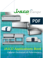 Jasco Applications Book CD and Polarimeters