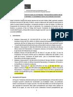 PDT Ayacucho Factibilidad