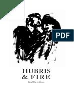 Hubris & Fire