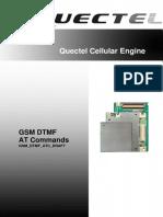 Quectel DTMF AT Commands