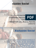 Exclusion Social Power